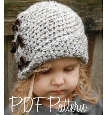 The Paiyton Cloche | Feresaknit\'s Blog